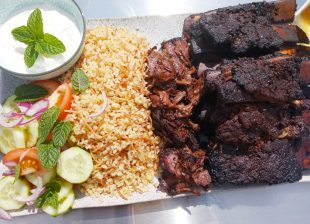Levantine Beef Short RIbs