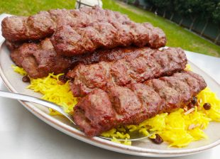 Luleh Kebabs